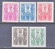 Cameroun  J 14+     * - Unused Stamps