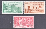 Mauritania  CB 1-3   **    VICHY Issue - Mauritania (1906-1944)