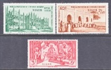 Niger  CB 1-3    *     VICHY Issue - Niger (1921-1944)