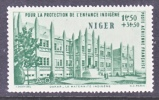 Niger  CB 1    **     VICHY Issue - Niger (1921-1944)