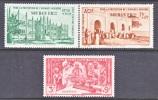 S Udan  CB 1-3    **   VICHY Issue - Sudan (1894-1902)