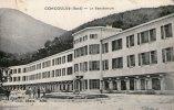 30 CONCOULES Gard Le Sanatorium - France