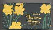 """Boîte De Savon (VIDE) """"Narcisse Divin""""  (gr) - Autres Collections"""