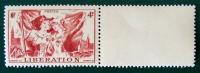 LIBERATION ALSACE-LORRAINE 1945 - NEUF ** - YT 739 - MI 732 - BORD DE FEUILLE - France