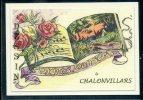 90  CHALONVILLARS  ..  Souvenir Au Fusain Creation Moderne Série Limitée Et Numerotée 1 à 10 ... N° 2/10 - France