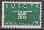 N° 1397 EUROPA Vert De 0,50 - Unused Stamps