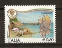 2007 ITALIA Varietà SARDEGNA MNH ** - RR3685-4 - 6. 1946-.. República