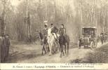 26. Chasse à Courre - Equipage D´ Halatte - Chasseurs Se Rentrant à L´attaque - Phot. F. De Rozycki ( Oise ) - Chantilly