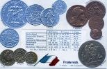 FRANCE Pièces Or Argent En Francs - Monnaies (représentations)