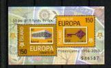 """Island - Block Nr. 39 - """"50 Jahre Europamarken"""" ** - Europa-CEPT"""