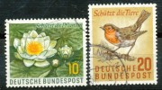 Deutschland - BRD - Mi.Nr.     274 -275     -     Gestempelt - Gebraucht
