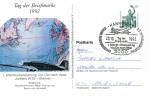 2576. Entero Postal HANNOVER (Alemania) 1992. Tag Briefmarken Vuelo Atlantico - Unclassified