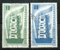 Deutschland - BRD - Mi.Nr.     241 -242     -     Gestempelt - Gebraucht