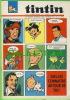 BD - TINTIN HEBDOMADAIRE - No 23, 21e ANNÉE, 1966 - 52 PAGES - FAIS-LES CONNAITRE AUTOUR DE TOI !- - Tintin