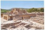 CPM Knossos Vue Du Palais (view Ot The Palace) - Grecia