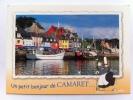 FRANCIA - CAMARET - LES FACADES COLOREES DES MAISONS FACE AU PORT - FG - V - Camaret-sur-Mer