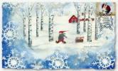 FINLAND 2006 Christmas On FD Card.  Michel 1825-26 - Finland