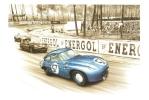 DB Panhard  - Le Mans 1954 -  Rene Bonnet/Elie Bayol -  Tableau De Francois Bruere  -  Carte Postale - Motorsport