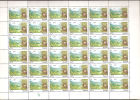 Moldova  1991  MNH**  -  Yv. 4 Sheet 36x  -  Protezione Della Foresta Moldava - Protezione Dell'Ambiente & Clima