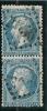 GC  2656  /  NICE  /  ALPES MARIT.  SUR N°  22 -LOT 9821-variété - Marcophily (detached Stamps)