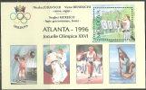 Moldova  1996  MNH**  -  Yv. Bloc 13 - Summer 1996: Atlanta