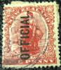 New Zealand 1907 Dominion 1d - Used - New Zealand