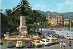 < Automobile Auto Voiture Car >> Fiat 500, 850, Autobianchi Bianchina, Renault 4 Alfa Romeo, Rapallo - Passenger Cars