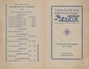 RENOVA - Calendrier 1929 - Calendriers