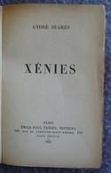 Xénies - Livres, BD, Revues