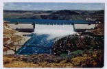 The Grand Coulee Dam Blocks The Mighty Columbia Tiver.... - United States