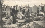 Marine !- Scènes De La Vie De Bord -Visite à La Tombe D'un Camarade. - Barche
