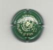 Capsule De Champagne  Ruffin Et Fils N°18 Vert Et Creme - Andere