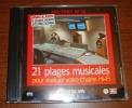 Cd Test 15 Revue Du Son 21 Plages Musicales Inclus 6 Plages Dts Multicanal - Classique
