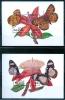 Maldive 1997 Butterflies MNH** - Lot. A248 - Maldive (1965-...)