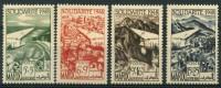 Maroc (1949) PA N 70 à 73 ** (Luxe) - Maroc (1891-1956)