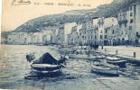 BONIFACIO (20) Quais Barques De Peche Jolie Vue - France