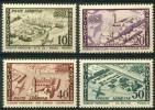 Maroc (1954) PA N 94 à 97 ** (Luxe) - Maroc (1891-1956)