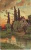 TUCKS OILETTE 6928 - THE GLORIES OF NATURE - England