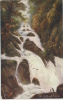 TUCKS OILETTE 7124 - THE FALLS OF LODORE - Cumberland/ Westmorland