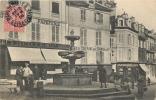 78 MANTES PLACE DE L'HOTEL DE VILLE LA FONTAINE - Mantes La Ville