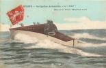 NAVIGATION AUTOMOBILE LE FIAT - Barche