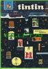 BD - TINTIN HEBDOMADAIRE - No 51, 21e ANNÉE, 1966 - 52 PAGES - JOYEUX NOEL ! - - Tintin