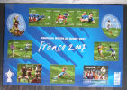 YT BF 110 ** - FRANCE - 2007 - Coupe Du Monde De Rugby - Blocks & Kleinbögen