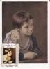 Carte Maximum UPPERYAFA (South Arabia) N°Yvert   (MURILLO - Enfant) Obl Sp 2.12.68  Ed Anglaise - Briefmarken