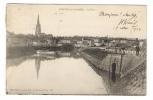VENDEE  /  FONTENAY-le-COMTE  /  LE  PORT  ( Jamais Vu Sous Cet Angle ) /  Edit.  Mme MILHEAU  N° 401 ( Cpa Précurseur ) - Fontenay Le Comte