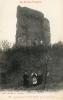 CASTELNAU-RIVIERE-BASSE. Ruines Du Chateau - Castelnau Riviere Basse