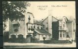 """1915: Vielsalm, Villa """"Chez Nous"""" -Feldpost Landsturm-Inf.Bat. Celle - Vielsalm"""