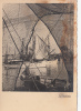 BR13184 La Voillete Ship Bateaux   2 Scans - Cargos