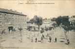 CPA ALGERIE SETIF LA MAIRIE   GENDARMERIE Place  Du Palais De Justice - Setif