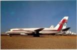 Thème - Transport - Avion -  Airbone Postcard N °82 - Convair - CV-880-22 - Pan-West - Mojave Colifornia - 1946-....: Moderne
